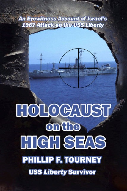 Holocaust on the High Seas Front Cover