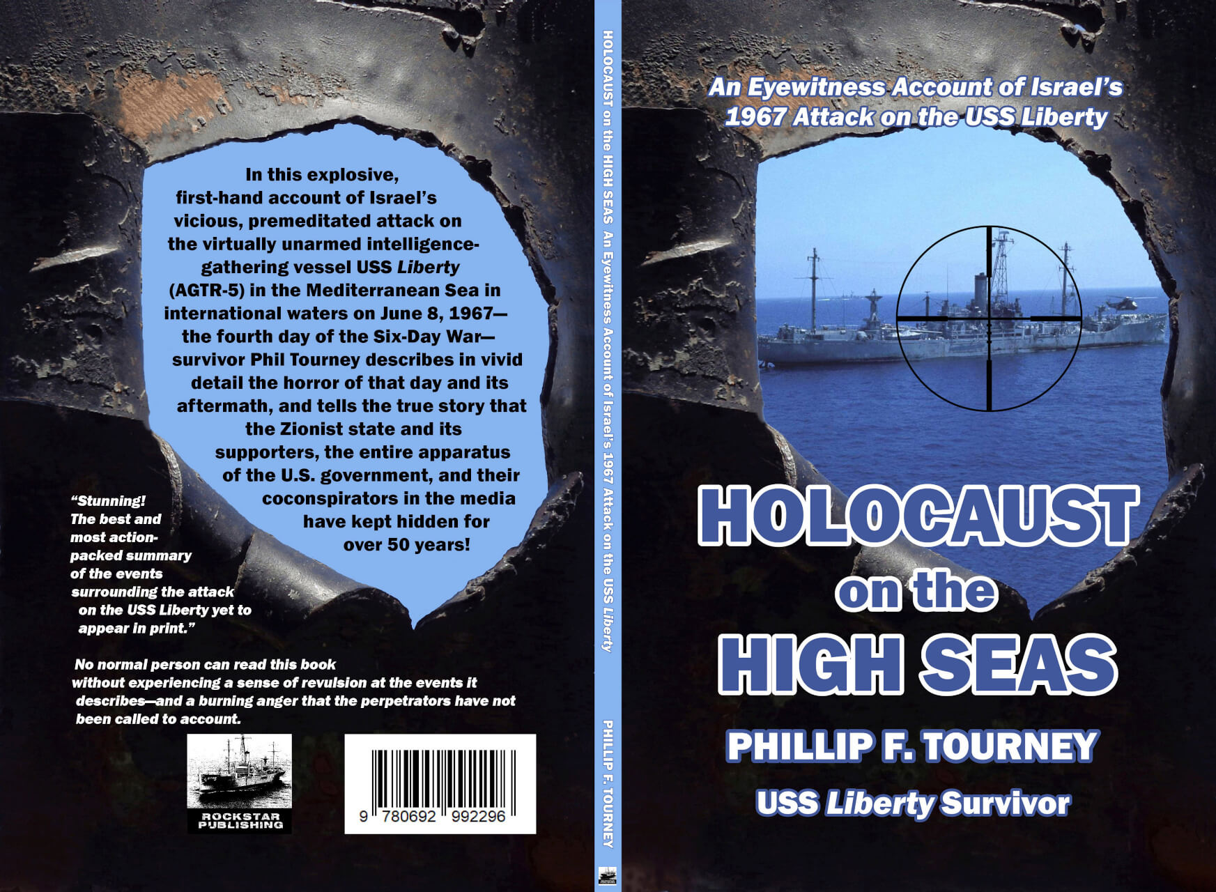 Holocaust on the High Seas Full Cover